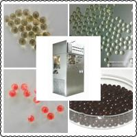 Wholesale 2-8Mms Small Ball Seamless Softgel Encapsulation Machine Soft Gelatin Capsule drip ball Machine from china suppliers