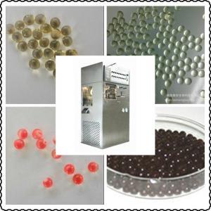 Quality 2-8Mms Small Ball Seamless Softgel Encapsulation Machine Soft Gelatin Capsule drip ball Machine for sale