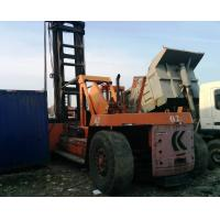 Wholesale 45T 42T Kalmar container forklift Handler heavy machinery Stacker from china suppliers