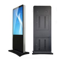Wholesale HDMI Input Standing Lcd Advertising Kiosk Digital Signage Touchscreen CE ROHS from china suppliers