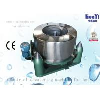 Wholesale Fully Automatic Industrial Dehydrator Machine 25kg - 100kg Extractor Machine from china suppliers