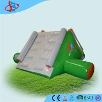 Green Commercial Inflatable Water Slide Park For Swimming Pool Of Item 103879729