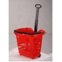 Wholesale Rolling Shopping Basket (MJYI-RB08) from china suppliers