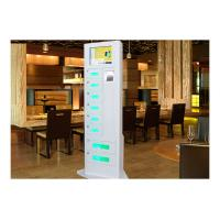 Wholesale Restaurant Hotel Emergency Cell Phone Charging Station High Precision with Password Barcode Fingerprint Scanner from china suppliers