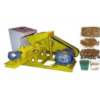Wholesale Ring Die Sawdust Fuel Pellet Machine for Fish Pellet Making 65mm Screw from china suppliers