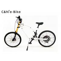 Wholesale 1500w 48v Stealth Bomber Electric Bicycle with 2017 New TFT Display from china suppliers
