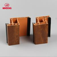 Wholesale Building & Construction Upvc Window Extrusions With High Temp Resistance from china suppliers