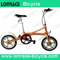 """Wholesale 14"""" folding bike lightweight from china suppliers"""