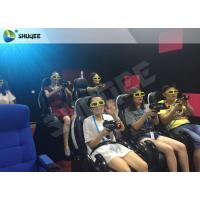 Wholesale Home Cinema 7D Movie Theater With Shooting Game And 9 Luxury Seats For Center Park from china suppliers