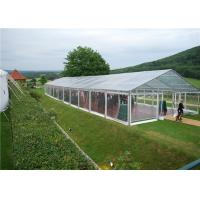 Wholesale Portable Tent House Large Transparent Event Tent Weather Proof Fabric Marquee from china suppliers
