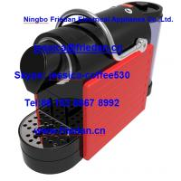 Wholesale capsule coffee machine and ABS housing for Lavazza Blue capsule from china suppliers