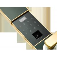 Quality Intelligent Product Fingerprint Home Door Lock Biometric Recognition Technology Anti - Theft for sale