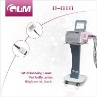 Wholesale Weight Loss Lipo Laser Machine Cool touch laser / beauty diode laser slimming device from china suppliers