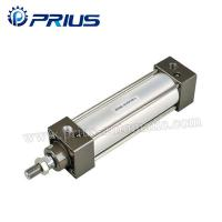 Wholesale SC / SU Standard Air Cylinders , Adjustable Buffer Double Acting Air Cylinder from china suppliers