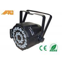 Buy cheap Color Change Indoor Stage Lighting LED Par Can Lights Par64 for Theatre / Wedding from wholesalers