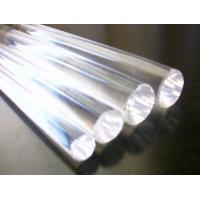 Wholesale Transparent Quartz Glass Rod from china suppliers