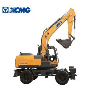 China Mining Hydraulic Wheel Excavator Machine / Long Boom Excavator Dipper Arm on sale