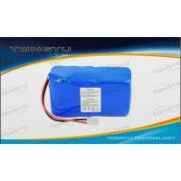 Wholesale Electronic Fitness Equipment Rechargeable Lithium Battery 11.1V 5200mAh Pack from china suppliers
