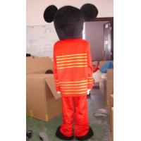 Quality Hand made new year mickey mouse disney  mascot costumes for paradise for sale