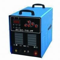 Buy cheap Thyristor Controlled AC/DC TIG Welding Machine, Suitable for Aluminum and Magnesium Alloy from wholesalers