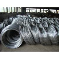 Wholesale High Performance 45# 55# Zinc Coated Steel Wire Strand For Fixed Object And Drift Bolt from china suppliers