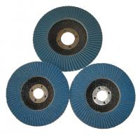 Wholesale Angle Grinder Abrasive Flap Disc Zirconia aluminium oxide Conical Sanding Disc Fiberglass from china suppliers