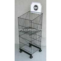 Wholesale metal promotion display rack from china suppliers