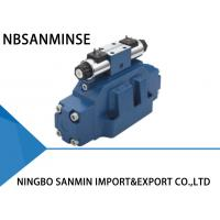 Wholesale FWH Hydraulic Solenoid Valve 24VDC 110VAC 220VAC For Mineral Oil / Phosphate Ester from china suppliers