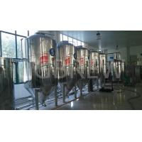 Wholesale 5000L beer brewing equipment for beer factory from china suppliers