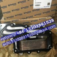 China 4134W025 OIL COOLER for perkins engine 1103/1104/1106,  genuine Perkins parts oil cooler for Perkins engine parts, on sale