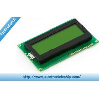 Wholesale Basic 20x4 Character LCD Display  - Black on Green 5V Display from china suppliers