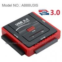 Wholesale USB 3.0 to SATA / IDE 2.5 3.5 HDD Adapter from china suppliers