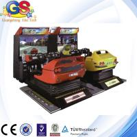 Wholesale 2014 4D racing car game machine, 4d driving car driving simulator game machine from china suppliers