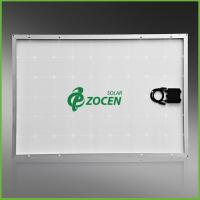 Wholesale CHUBB Insured 240W Monocrystalline Solar PV Panels , Silver Aluminum Frame from china suppliers