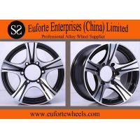 Wholesale 5 Spokes Black Aluminum Off Road Wheels / 15 inch Off Road Wheels from china suppliers