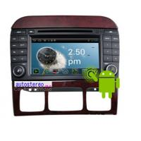 Wholesale Android 4.0 Car Stereo Mercedes Benz Sat Nav DVD / Navigation DVD from china suppliers
