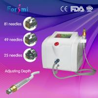 Wholesale Portable Microneedle Fractional RF Machine for  Wrinkles Removal from china suppliers