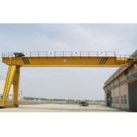 Wholesale 2-10t BMH Model Electric Hoist Crane , Semi Gantry Crane For Workshop from china suppliers