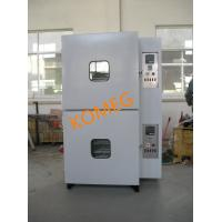 Wholesale Electric Thermostatic Heated Vacuum Drying Chamber , Reflow Laboratory Hot Air Oven from china suppliers