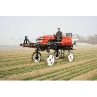 Wholesale High clearance self propelled type boom sprayer 3WZ-700B from china suppliers