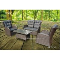 Wholesale 4 Piece Backyard Patio Set , Outdoor Garden Furniture Table And Chairs from china suppliers