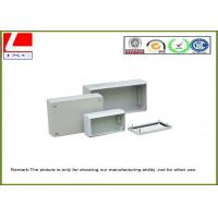 Wholesale Aluminum enclosure with white powder coating from china suppliers
