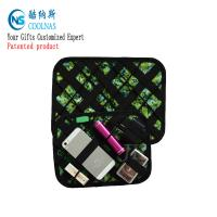 Wholesale Eletronic GRID Gadget Organizer , Travel Cable Gadget Organiser Bag from china suppliers