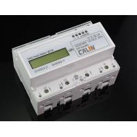Wholesale Class 1S Accuracy Din Rail Power Meter RTU Protocol 3 Phase Power Meter from china suppliers
