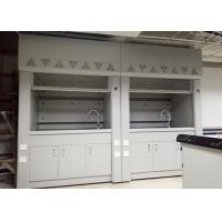 Wholesale All Steel Laboratory  Fume  Hoods for Expoxy Resin  Worktop Resistance to The Strongest Corrosion , Acid and Alkali from china suppliers