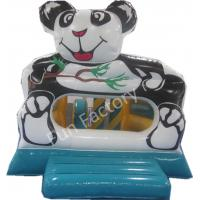 Wholesale carton inflatable bounce house , inflatable Panda bounce house from china suppliers