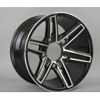 Quality PCD 139.7 - 160 KIN-6004 4x4 Alloy Wheels , 4x4 custom wheels ISO / TS 16949 for sale