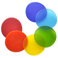 Wholesale Eco-friendly soft silicone transparent cup coaster from china suppliers
