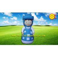 Wholesale Attractive Little Girl Advertising Inflatable , Cartoon Inflatable Outdoor Decorations from china suppliers