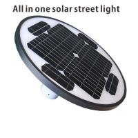 Wholesale High Efficiency Solar Yard LED Street Lights Energy Saving USA Bridgelux Chip from china suppliers